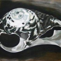 Groene schelp, 150-190 cm