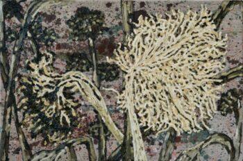 Zonnebloem skelet, 40-60 cm
