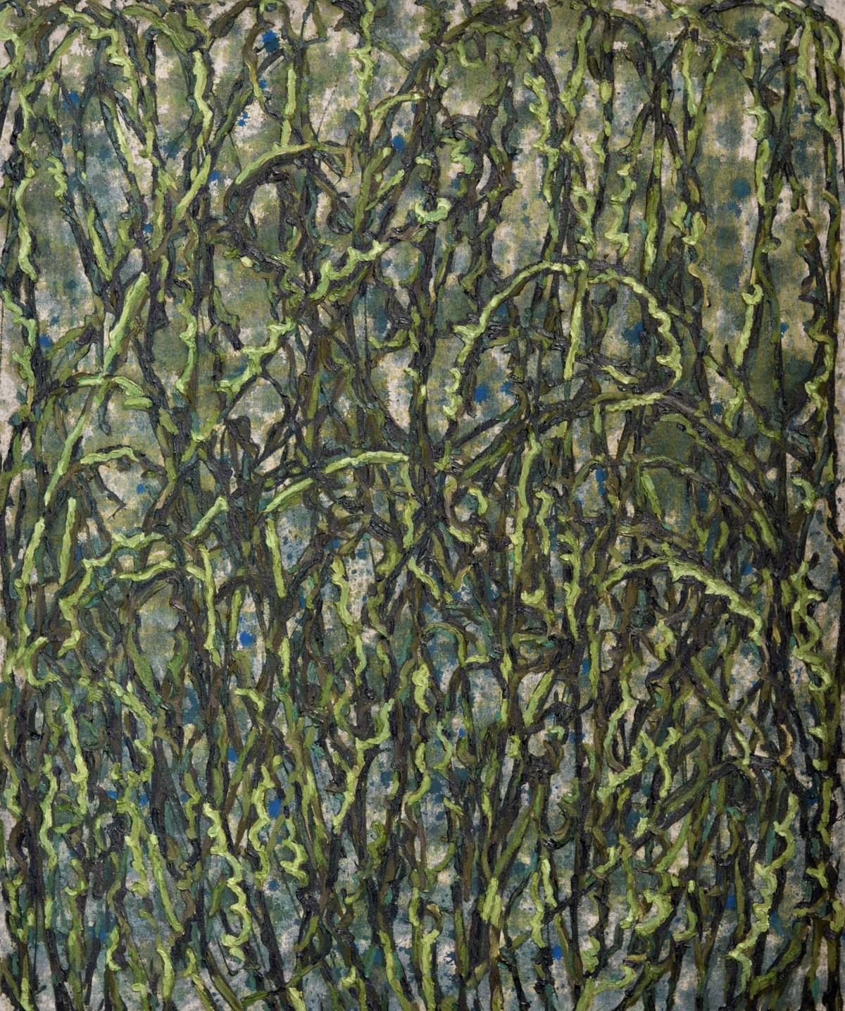 Disteltakken groen