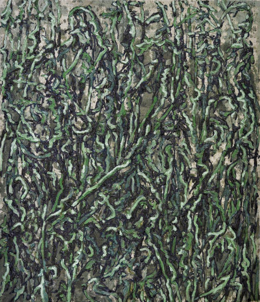 Groene disteltakken 50-60 cm