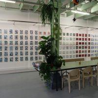 365 Dagschilderingen expo WII overzicht